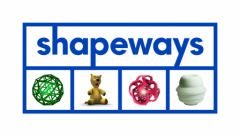 Le logo de Shapeways
